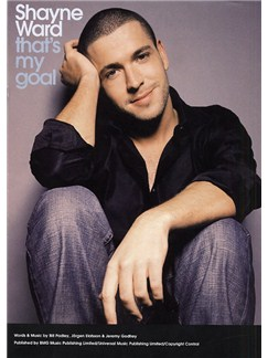 Shayne Ward: That's My Goal Books | Piano, Vocal & Guitar