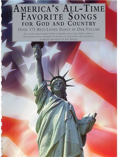 America's All-Time Favorite Songs - For God and Country Books | Piano