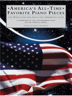 America's All-Time Favorite Piano Pieces Bog | Klaver solo