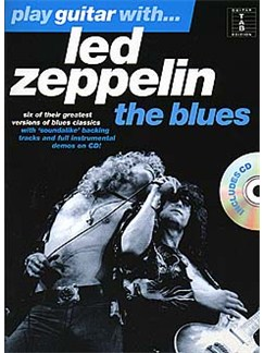Play Guitar With... Led Zeppelin: The Blues Books and CDs | Guitar Tab