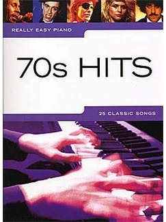 Really Easy Piano: 70s Hits Books | Piano