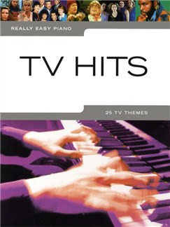 Really Easy Piano: TV Hits Books | Piano