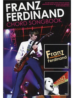 Franz Ferdinand: Chord Songbook Books | Lyrics & Chords (with Chord Boxes)