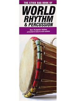 The Stick Bag Book Of World Rhythm And Percussion Books | World Drums, Percussion