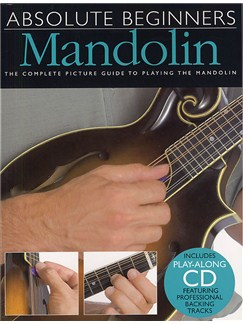 Absolute Beginners: Mandolin Books and CDs   Mandolin