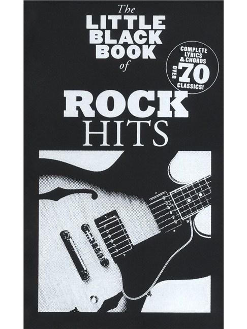 The Little Black Songbook: Rock Hits - Guitar Sheet Music - Sheet ...