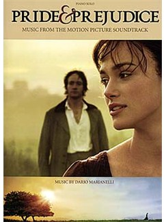 Pride And Prejudice: Music From The Motion Picture Soundtrack Livre | Piano