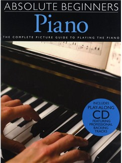 Absolute Beginners: Piano - Book One Books and CDs | Piano