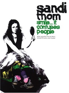 Sandi Thom: Smile... It Confuses People Books | Piano, Vocal & Guitar (with Chord Boxes)