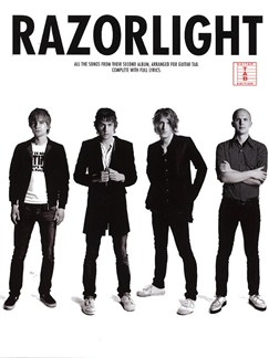 Razorlight: Razorlight Books | Guitar Tab