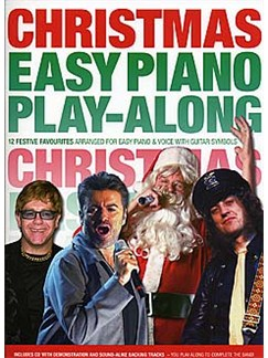 Easy Piano Play-Along: Christmas Books and CDs | Piano