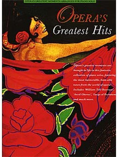 Opera's Greatest Hits Livre | Piano