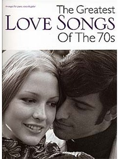 The Greatest Love Songs Of The 70s Books | Piano, Vocal & Guitar