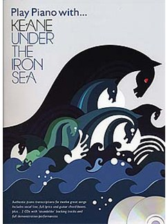 Play Piano With... Keane: Under The Iron Sea Books | Piano, Vocal & Guitar (with Chord Boxes)