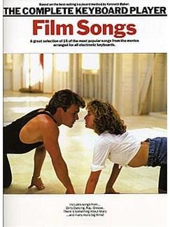 Complete Keyboard Player Songbook: Film Songs Books | Keyboard