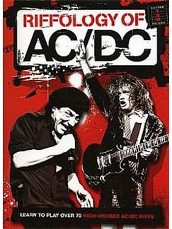 Riffology Of AC/DC Books | Guitar