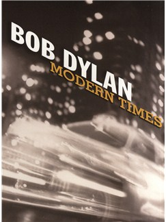Bob Dylan: Modern Times Books | Piano, Vocal & Guitar (with Chord Boxes)