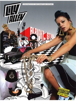 Lily Allen: Alright, Still... (PVG) Books | Piano, Vocal & Guitar (with Chord Boxes)