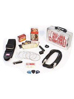 First Aid Kit For Guitar - Electric  | Electric Guitar