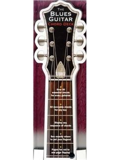 The Blues Guitar Chord Deck  | Guitar Tab