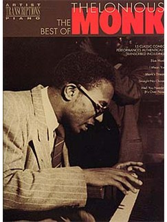 The Best Of... Thelonious Monk Books | Piano (with Chord Symbols)