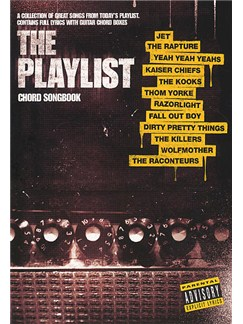 The Playlist - Chord Songbook 2 Books | Guitar