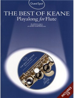Guest Spot: The Best Of Keane - Playalong For Flute Books and CDs | Flute
