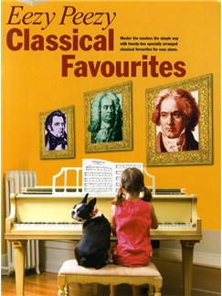Eezy Peezy Classical Favourites Books | Piano
