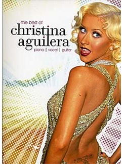 The Best Of Christina Aguilera Books | Piano, Vocal & Guitar (with Chord Boxes)