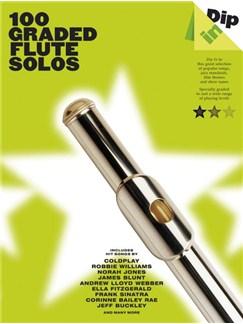 Dip In: 100 Graded Flute Solos Livre | Flûte Traversière