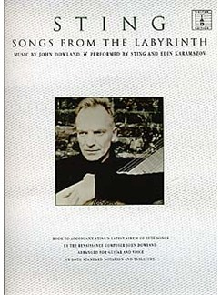 Sting: Songs From The Labyrinth Books | Voice, Guitar (Notation and Tab)