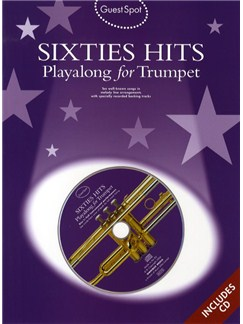 Guest Spot: Sixties Hits Playalong For Trumpet Books and CDs | Trumpet
