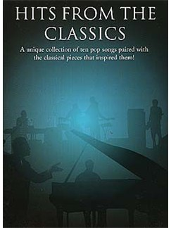 Hits From The Classics Books | Piano, Vocal & Guitar (with Chord Boxes)