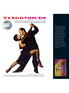 Tango Voices - Songs From The Soul Of Buenos Aires And Beyond (Hardback) Books and CDs | Voice, Guitar