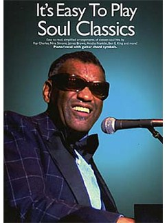 It's Easy To Play Soul Classics Books | Piano, Vocal & Guitar (with Chord Symbols)