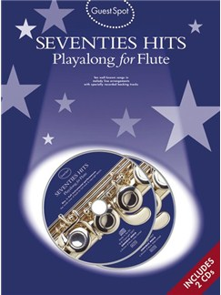 Guest Spot: Seventies Hits For Flute Books and CDs | Flute