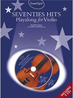 Guest Spot: Seventies Hits For Violin Books and CDs | Violin