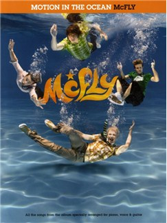 McFly: Motion In The Ocean Books | Piano, Vocal & Guitar (with Chord Boxes)
