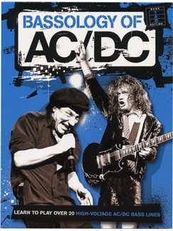 Bassology Of AC/DC Books | Bass Guitar Tab
