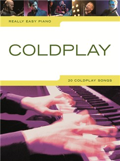 Really Easy Piano: Coldplay Books | Piano