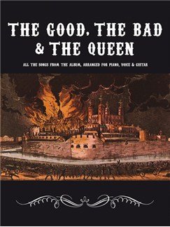 The Good, The Bad And The Queen PVG Books | Piano, Vocal & Guitar
