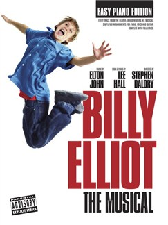 Billy Elliot: The Musical (Easy Piano Edition) Books | Piano