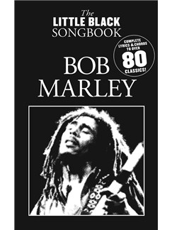 The Little Black Songbook: Bob Marley Books | Lyrics & Chords