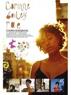 Corinne Bailey Rae: Chord Songbook Books | Lyrics & Chords (with Chord Boxes)