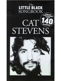 The Little Black Songbook: Cat Stevens Books | Lyrics & Chords