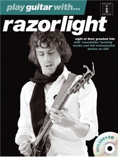 Play Guitar With... Razorlight (Book and CD) Books and CDs | Guitar Tab
