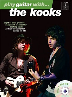 Play Guitar With... The Kooks Books and CDs | Guitar Tab