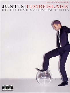 Justin Timberlake: Futuresex/Lovesounds Books | Piano, Vocal & Guitar