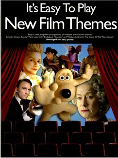 It's Easy To Play New Film Themes Livre | Piano