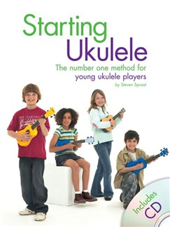 Starting Ukulele (Book/CD) Books and CDs | Ukulele